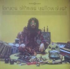 Bruce Ditmas Jaune Poussière LP Finders Keepers MOOG tambour Enja ECM