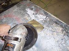 """9"""" Shrinking Disc KIT w/ Backing Pad! Friction System English Wheel Shrinker"""