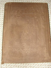 BOUND VOLUME OF EVERY SATURDAY a Domestic Magazine vol 1-  1860 thru 1861