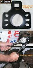 Mopar: Rear Axle Yoke Holding Tool PROBLEM SOLVER Plymouth Dodge Chrysler 8-3/4""