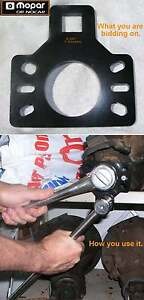 Mopar: Rear Axle Pinion Nut TOOL Plymouth Dodge Chrysler 8¾, Dana 60 and others