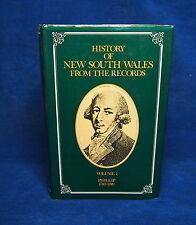 History of New South Wales by G.B. Barton 1980 Facsimile of 1889 Original Vol.1