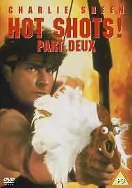 Hot Shots Part Deux (DVD, 2005).Brand new and sealed.