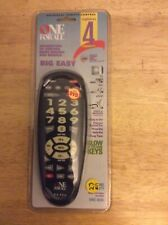 One For All Big Easy Universal Remote Control URC 4330