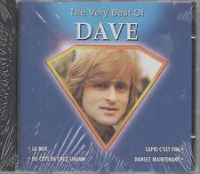 The Very Best Of Dave CD NEU La Mer Du Cote de Chez Swann Capri C'est Fini