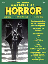 COMPLETE MAGAZINE OF HORROR and Related Magazines - 2 DVD Set