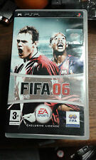 * Sony Playstation PSP Game * FIFA 06 *