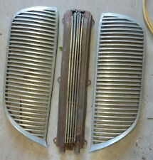 1938 38 Dodge Radiator Grille Grill Louvers Center Bar Complete LH RH Mopar OEM