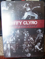 """BIFFY CLYRO """"Revolutions // Live At Wembley"""" limited Edition Tin Box sealed"""