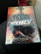 Fury (DVD, 2012) new and sealed freepost