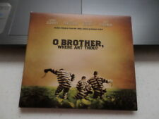 CD- O BROTHER WHERE ART THOU? Film soundtrack