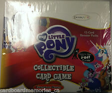 My Little Pony Collectible Card Game: Canterlot Factory Sealed Booster Box
