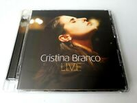 Cristina Branco Live CD 2006 Brand New