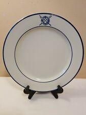 "Us Life Saving Services Dinner Plate, Vintage 10:50"""
