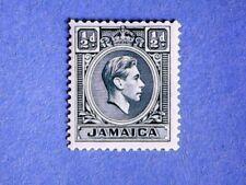 Jamaica. KGVI 1938 ½d Blue-Green. SG121. Wmk Mult Script CA. P13½ x 14. MH