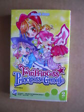 TWIN PRINCESS Principesse Gemelle Vol.1 di 2 Edizione GP Manga   [G371A]