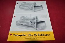 Caterpillar 6S Bulldozer Dealer's Brochure RPMD ver2
