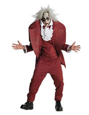 "Beetlejuice Mens Shrunken Head Costume,Std,CHEST 44"", WAIST 30 - 34"",INSEAM 33"""