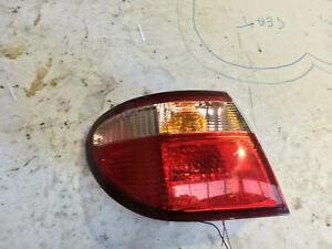 Nissan Pulsar N16 Left Tail Light 07/2000-07/2003