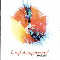 Lightspeed - Waves (2007)  CD  NEW/SEALED  SPEEDYPOST