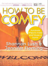 How to be Comfy by Jennifer Fleming Paperback Book Brand New