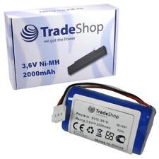 Trade-Shop Ersatz Akku 2000mAh 3,6V Ni-MH für Logitech S715 S715i 180AAHC3TMX