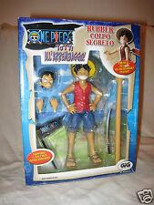 One Piece Tutti All'Arrembaggio RUBBER COLPO SEGRETO Action Figure