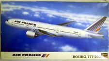 Hasegawa 10129: Boeing 777-200, Air France, KIT in 1/200, n e u & OVP