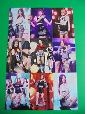 TWICE Korean Pop All Member Signed 9 Photos 4x6 Autographed USA SELLER 20