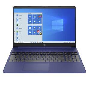 HP 15 Series 15.6 Laptop AMD Athlon Gold 3150U 4GB RAM 256GB PCIe NVMe M.2