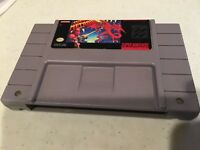 Super Metroid (Super Nintendo System, 1994) few scratches GAME ONLY SNES NES HQ