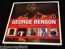 GEORGE BENSON - Original Album Series [5 CD New]