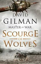 NEW Scourge Of Wolves By David Gilman Paperback Free Shipping