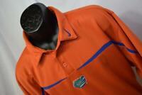 27697 Mens Nike Dri Fit Perfomance Florida Gators Golf Polo Shirt Size XL