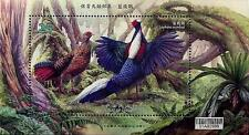 Taiwan 2014 Birds Postage Stamp ~ S/Sheet Mint