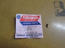 NOS Yamaha OEM Carburetor Jet #60 1973-1974 TX500 371-14945-11