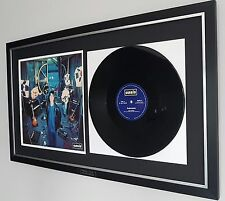 Oasis Supersonic Framed Original Vinyl-Noel Gallagher