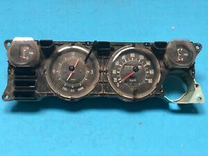 Toyota Corolla KE50 TE47 TE51 Instrument Cluster Speedometer Genuine NOS