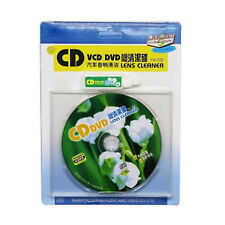 CD/DVD/VCD Lens Cleaner Cleaning fluid Disc Scratch Cleaner Remover Hot New Fine