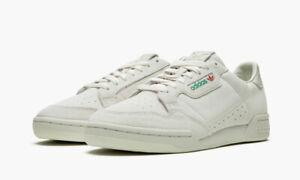 ADIDAS Men's Raw White/Off White Continental 80 Sneakers US 9.5 NIB