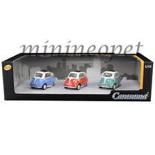 Cararama 35317 Bmw Isetta 3 Piece Gift Set 143 Diecast Model Cars
