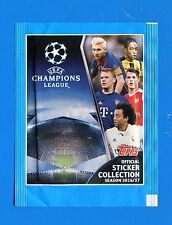 Bustina/Packet - figurine-Stickers - CHAMPIONS LEAGUE 2016-17 - Topps -Piena-New
