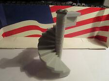 LEGO HARRY POTTER, CASTLE, COMPLETE SPIRAL STAIR CASE 16 STEPS FOR SET 4706