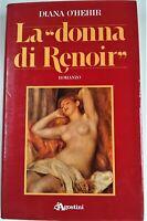 """LA """"DONNA DI RENOIR"""" DIANA O'HEHIR DE AGOSTINI 1987 (Come Nuovo)"""