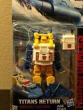 Transformers Legends Class SEASPRAY Autobot TITANS RETURN Action Figure