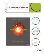 Abnormal Psychology Thirteenth Edition Binder Ready Version (1st Ed.)  by Kring,