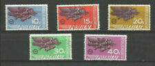 Timbres avec 5 timbres avec 5 timbres