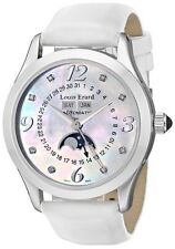 Louis erard women's 44204aa10.bds05 1931 automatic white mother- of-pearl