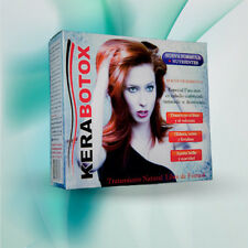 KERABOTOX LM Progressive Straightening 100% Free of Formol and Glutaraldehyde