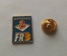 Pin's Antenne 2 FR3 Chaînes Télévision TV Pins Pin Badge